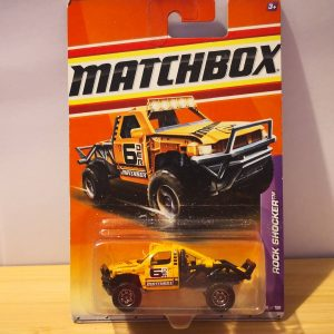 Matchbox-1-64-ROCK SHOCKER-Narandjasti model