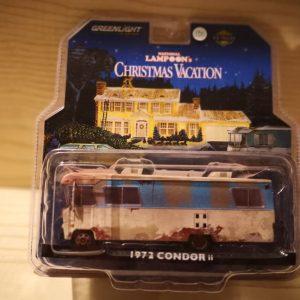 CHRISTMAS VACATION - 1972 CONDOR II - model kampera